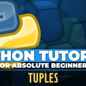 Python tutorial for ABSOLUTE Beginners! Tuples in Python - Episode 23