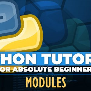 Python tutorial for ABSOLUTE Beginners! Modules in Python - Episode 28