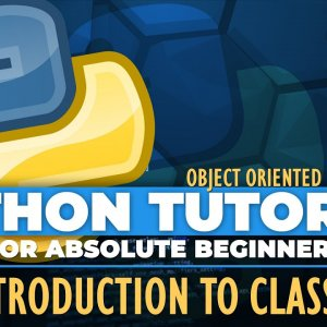 Python OOP - Python tutorial for ABSOLUTE Beginners! - Introduction to Classes - Episode 31